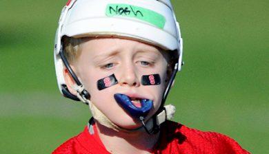 Coole Sportler haben starke Zähne