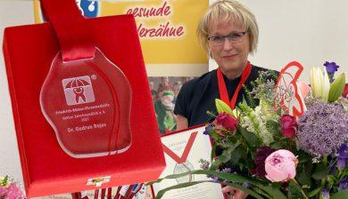 Verleihung der Friedrich-Römer-Ehrenmedaille 2021