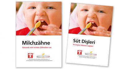 """""""Milchzähne"""" in deutsch und türkisch"""