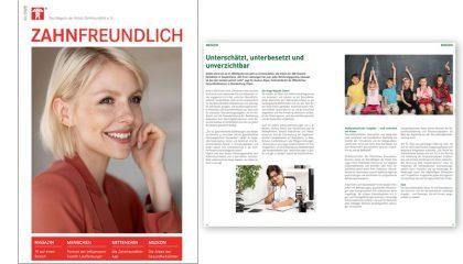 Das Zahnfreundlich-Magazin